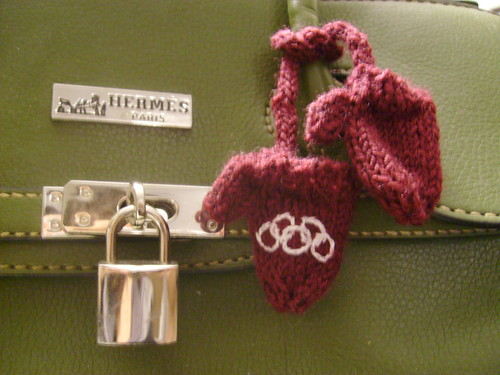 Olympic Mittens