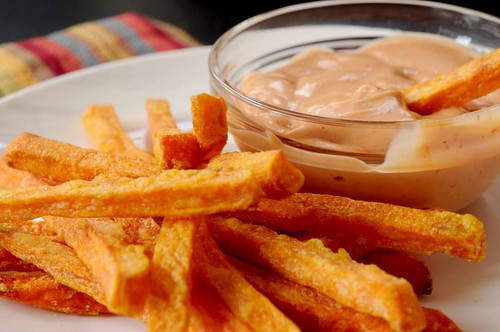 sweet potato dip