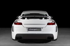 Techart Reptilian Porsche Panamera