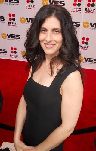VES Awards - Lisa Schneiderman