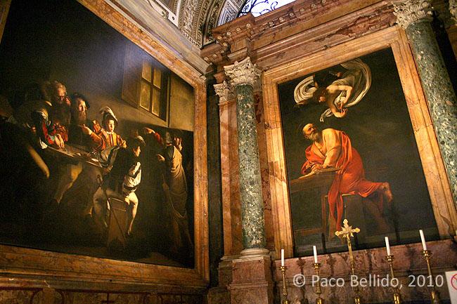 San Luigi dei Francesi. © Paco Bellido, 2010