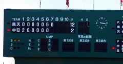 DSC_6549 (dragonsfanatic) Tags: camp training geotagged spring baseball dragons chunichi okinawa  eagles goldeneagles chatan 2010  rakuten         geo:lat=26311680 geo:lon=127758360