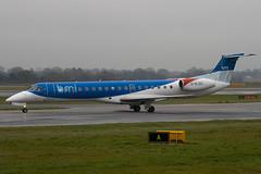 G-RJXC - 145153 - BMI Regional - Embraer EMB-145EP - Manchester - 081126 - Steven Gray - IMG_2831