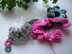 Scrumble freeform crochet along