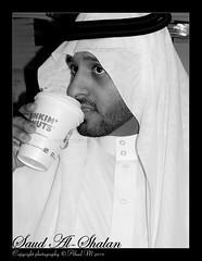 /   (ahad.M ~   ) Tags: coffee book nikon mohammed riyadh novelist dunkin 2010  saud     ahad                   alshalan   ahadm