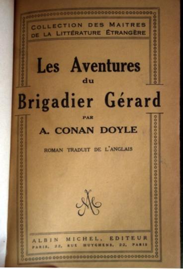 Brigadier Gérard 02