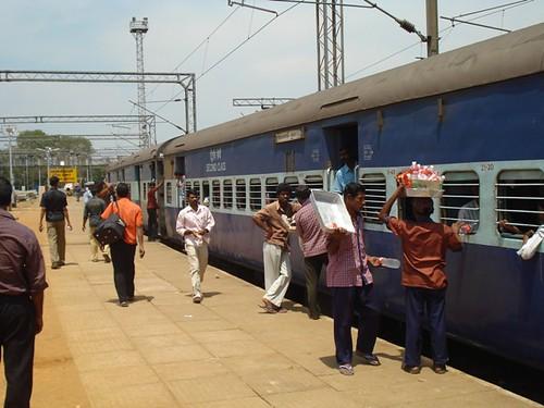 indian train