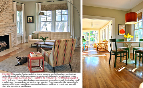 Austin Home Tour by Southern Flourish Magazine.