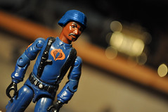 Undercover Brother (skipthefrogman) Tags: real cobra action joe american hero figure custom gi skipthefrogman