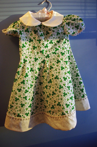 st patricks dress
