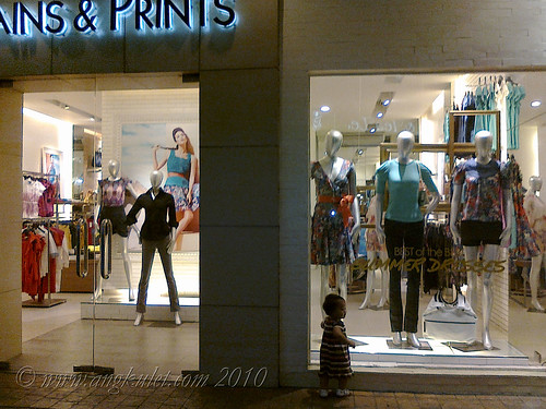 Plains and Prints Store in Eastwood City Walk 2, Libis, Q.C.