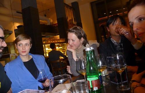 Beim Kölner Kreativen Dinner eingeladen.