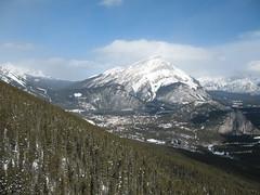 Cascade Mountain (kpmst7) Tags: 2010 americas northamerica canada alberta nationalpark banffnationalpark banff commonwealthofnations unesco