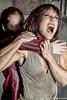 Rochelle and Nicole v1 (Randy Kashka) Tags: catfight fightclub rochelle nicolefitzhugh pdxstrobist0310 1306214