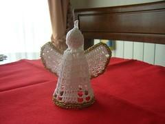 angelo bordo con gancio (Confettino) Tags: angelo bomboniera alluncinetto