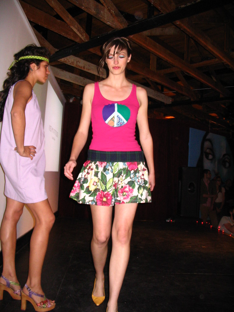 Eco Fashion Show Austin, Texas