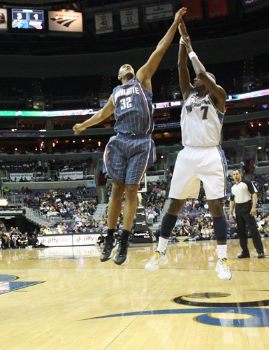 Andray Blatche, Washington Wizards, NBA