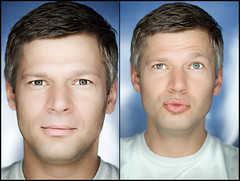 tobias ringlight (Andres Franz Gessl) Tags: light portrait people reflection face mouth eyes funny gesicht andreas lips ring catch tobias ringlight meister ringleuchte gessl tobiasmeister andreasgessl