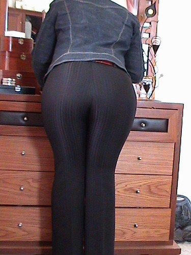 Lycra ass pics