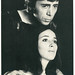 American Shakespeare Festival Theatre & Academy (Stratford CN. 1969)_Brian bedford & Maria Tucci in 'Hamlet'