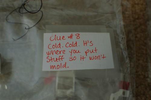 clue #8