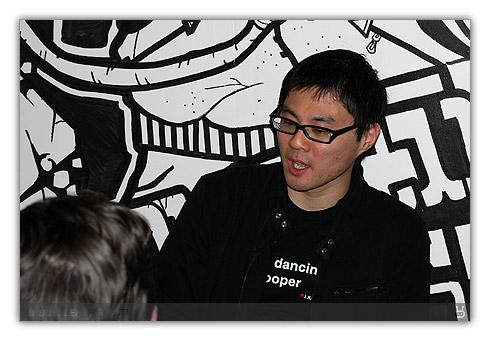 Rencontre avec Danny Choo à Paris