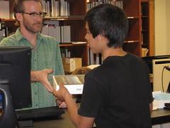 Lending iPads at NCSU
