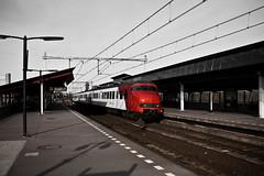 Vrijheidstrein (Syb Wartna) Tags: station train ns railways trein almere nederlandsespoorwegen vrijheidstrein