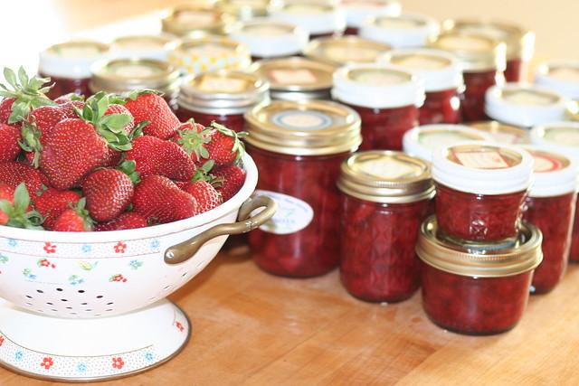 28 Jars of Jam