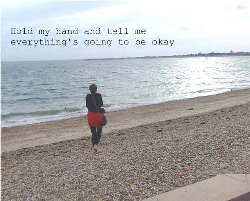 Tell me everything's going to be okay / Carly Scholes