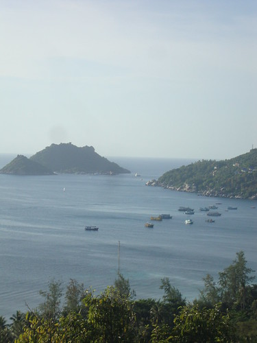 Sairee Bay from Sunset View