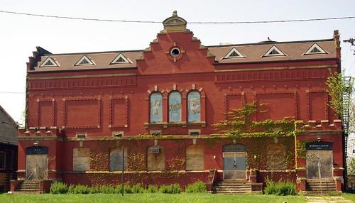 Pythian Castle / Prince Hall Masonic Temple