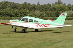 G-VICC - 1979 build Piper PA-28-161 Cherokee Warrior II