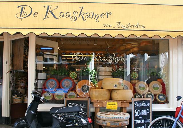 De Kaaskamer, Our Favorite Cheese Shop in Amsterdam