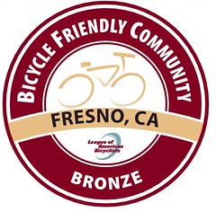 Fresno Is A Bicycle Friendly Community
