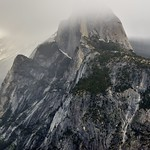 Half Dome Hidden in the Clouds (Yosemite National Park) thumbnail