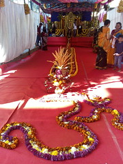 IMG_20161211_151357 (bhagwathi hariharan) Tags: rangoli kolam nallasopara nalasopara rose pooja christmas 2016 festivals mumbai goregaon prithvilandproject 2017 celebrations lordshani lordayyappa