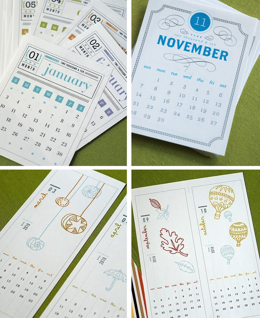 Calendars: Download Only