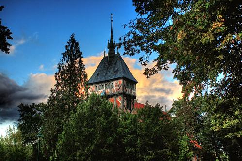 Tripkau - Evangelische Fachwerkkirche St. Maria 02
