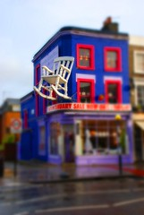 House at Camden town -London- (Mauro Donati) Tags: london camdentown