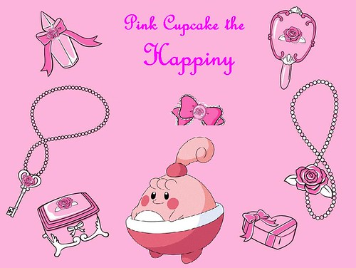 cupcake wallpaper. Pink Cupcake Wallpaper
