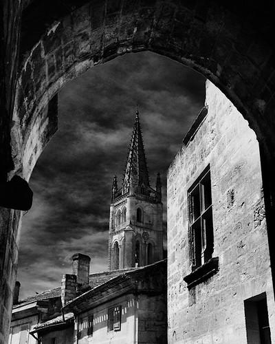 St. Emillion steeple