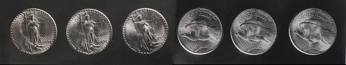 1933 Double Eagle destroyed by govt