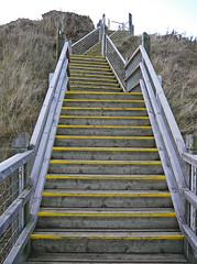 castle steps wakefield sandal