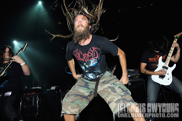 Decrepit Birth - Gramercy Theater