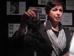 Tree-dried grapes