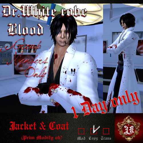 Dr.White-Robe_Blood