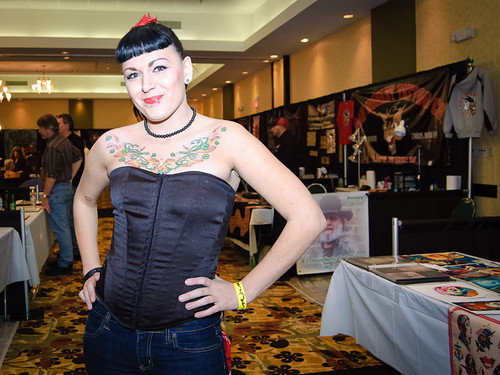 Old School Tattoo Expo 111309