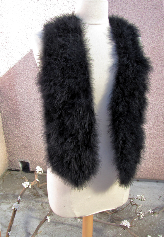 marabou-feather-vest-DIY-7