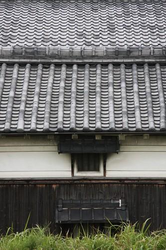 土蔵 A storehouse